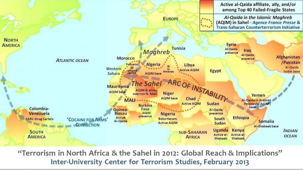 From Tindouf To Timbuktu Report Documents Threat In Africa S Sahara