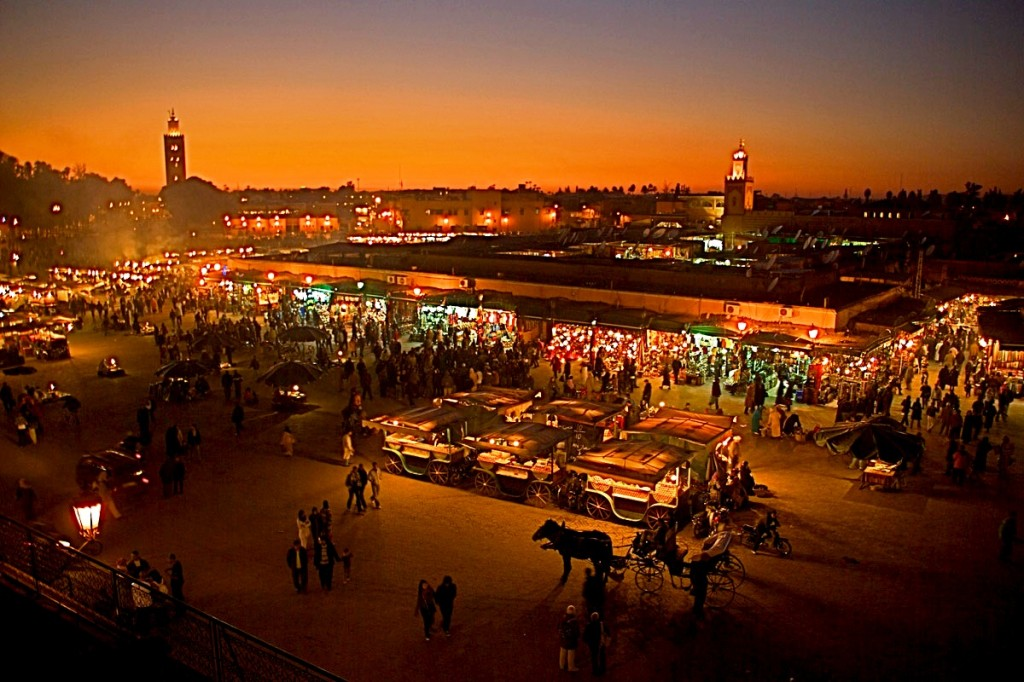 Morocco Is Making The Most Of Its Status As A 'Secure' Tourist Destination