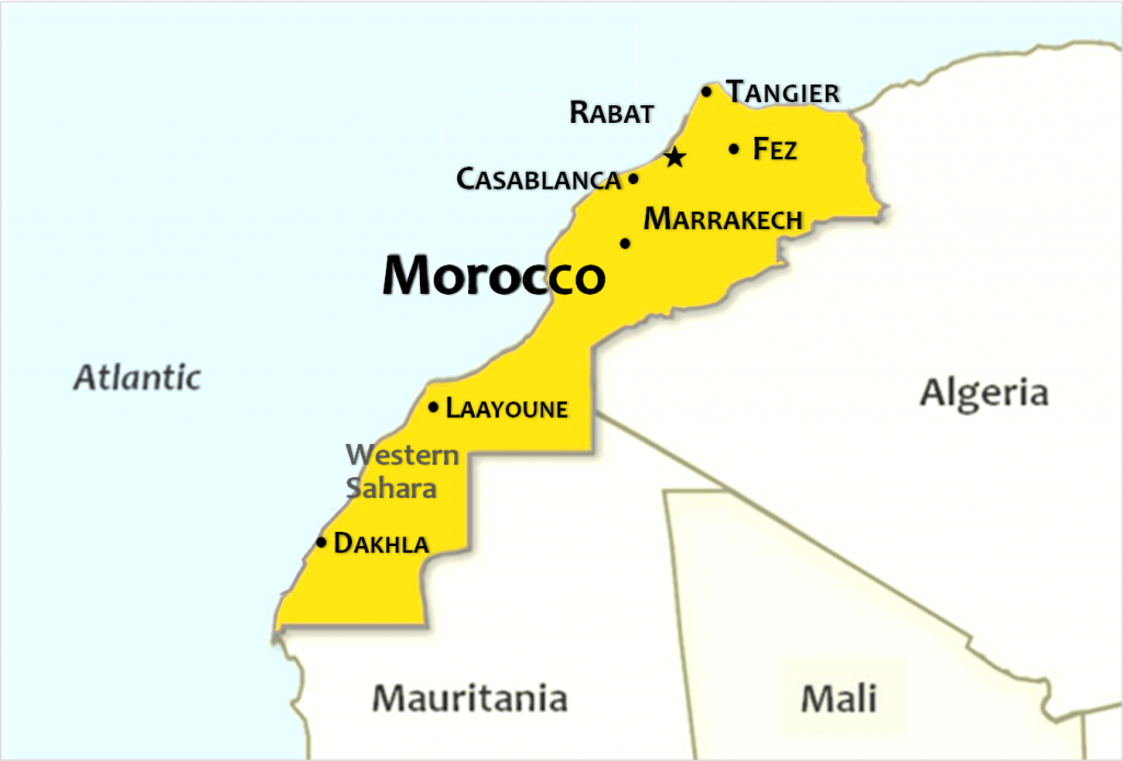 Morocco On The Move Investing in Natural Resources in the Western