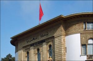 Bank al-Maghrib. Photo: Davide Cesare Veniani