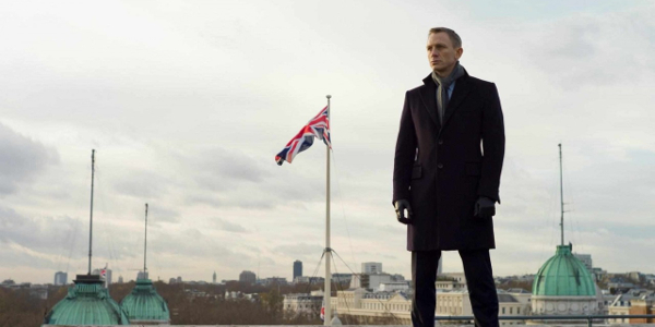 Daniel Craig as James Bond. Photo: CinemaBlend