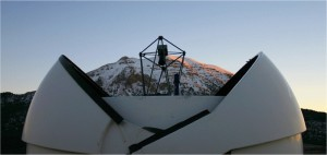 Moroccan Oukaïmeden Sky Survey. Photo: CometChaser
