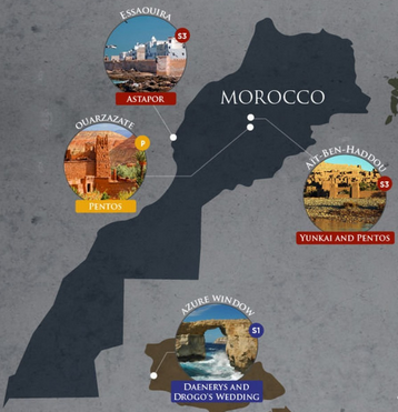 Morocco on the move from iceland to morocco the real life see the full graphic here gumiabroncs Choice Image