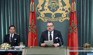 King Mohammed VI Green March