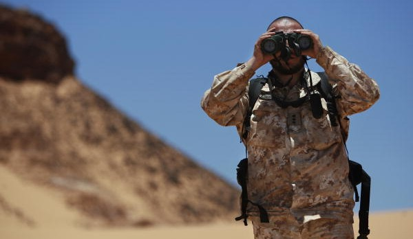 MINURSO Monitors Ceasefire in Western Sahara. Photo: UN