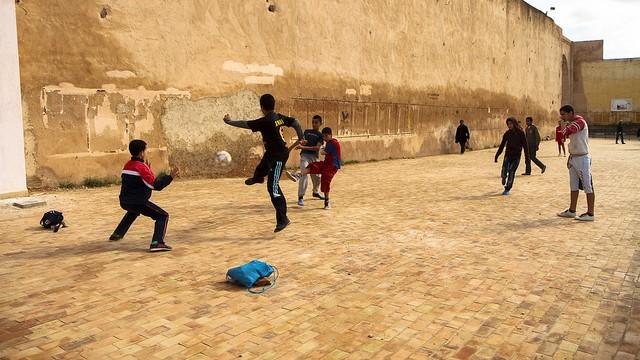 Meknes, Morocco. Photo:  Pablo Pecora