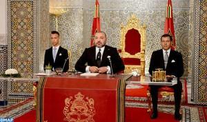 King throne day speech 2017