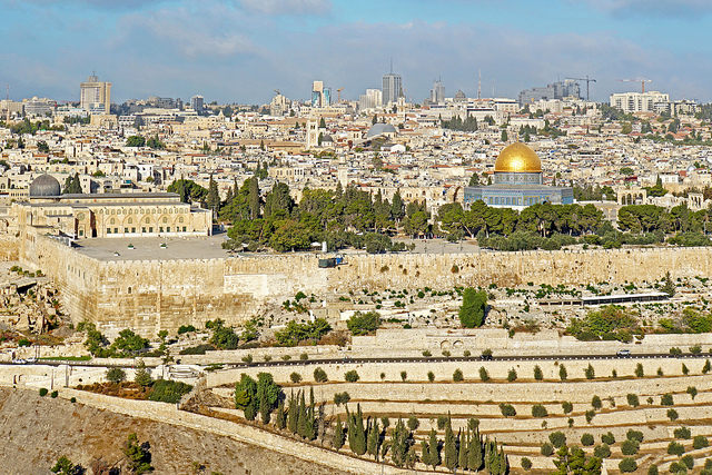 Al-Aqsa Mosque he Dome of the Rock Old City of Jerusalem