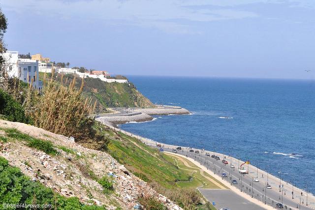 Tangier coastline Photo:Travel4Brews