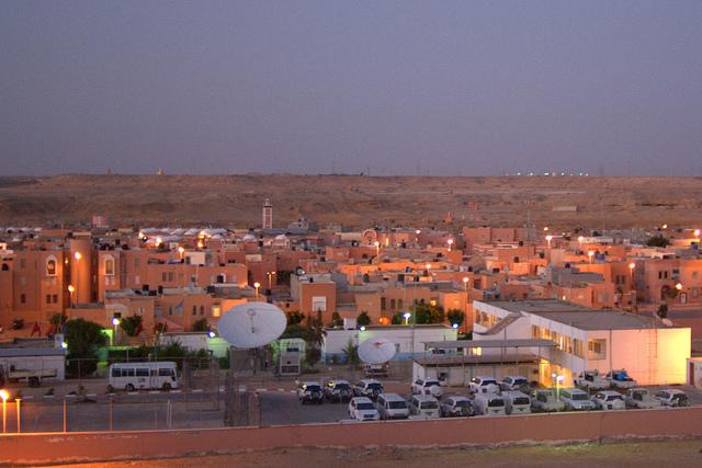 MINURSO Headquarters, Laayoune, Morocco