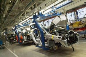 auto industry manufacturing economy