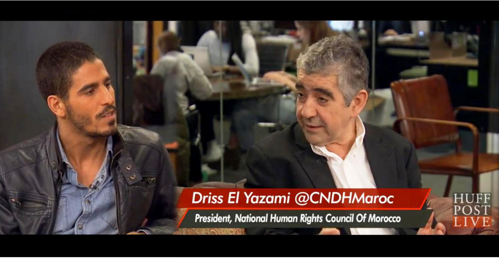 When Driss El Yazami, the chairman of Morocco's National Human Rights Council (CNDH) spoke recently in Washington, DC, he was asked about the so-called Arab Spring and its impact on human rights protections. HuffPost Live