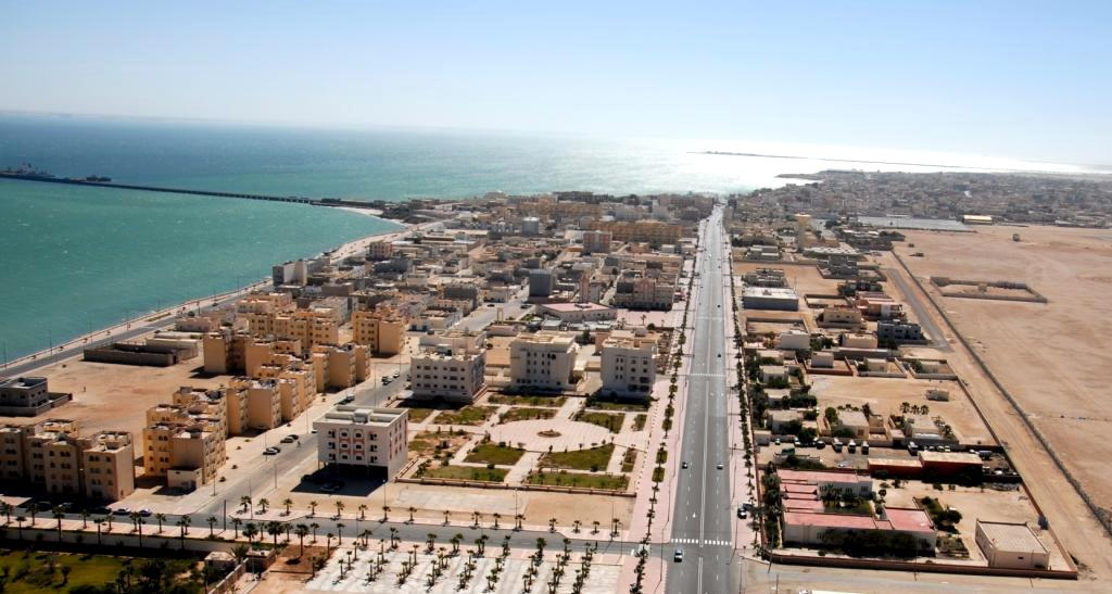 Bustling Dakhla — where the Sahara meets the Sea — is a center of commerce, culture, and tourism in Morocco's southern provinces.  MOTM