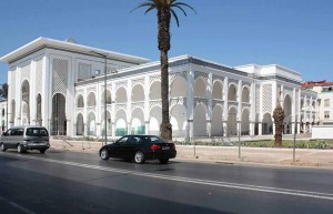Morocco's national museum of Modern and contemporary art. Photo: The Art Newspaper