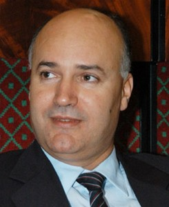 Migration Minister Anis Birou