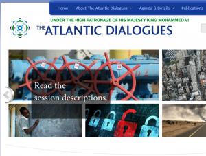 Atlantic Dialogues Screenshot3