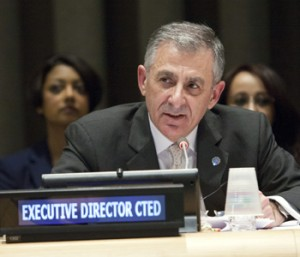 Jean-Paul Laborde, Executive Director of the Counter-Terrorism Executive Directorate (CTED)