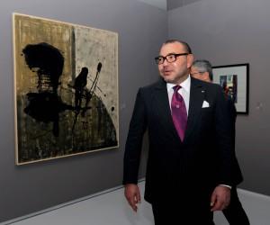 King Mohammed VI.