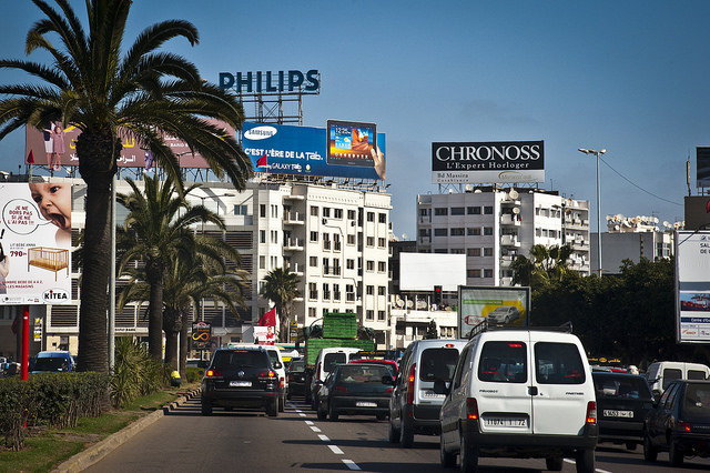 Casablanca. Photo: Arne Hoel / World Bank