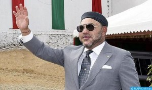 Morocco's King Mohammed VI. Photo: MAP