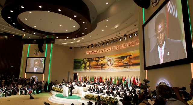 17th Ordinary African Union Summit. Photo: Embassy of Equatorial Guinea.
