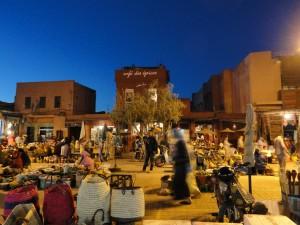Marrakech. Photo credit:  KatitaC on Flickr.