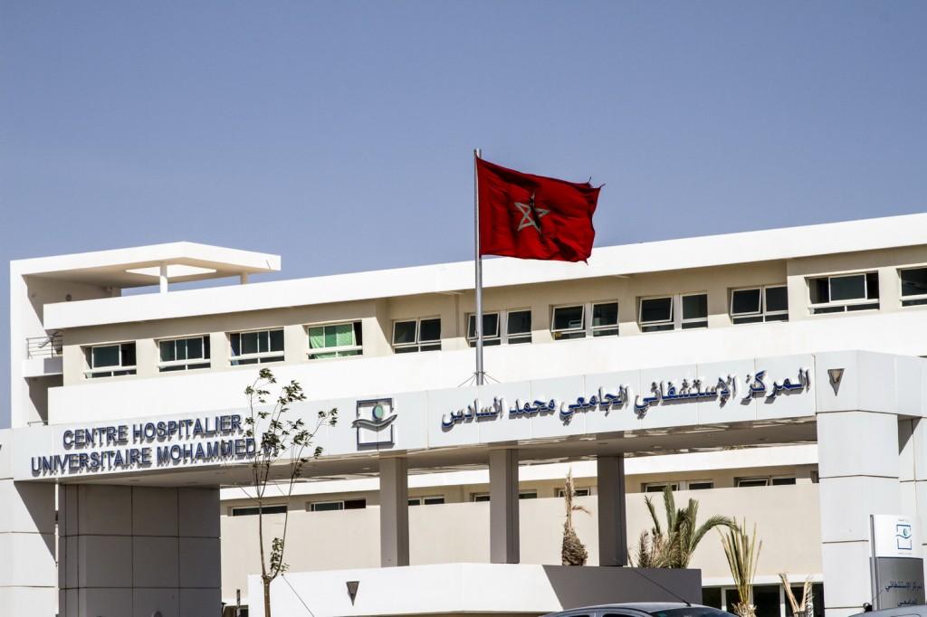 Mohammed VI University Hospital Center
