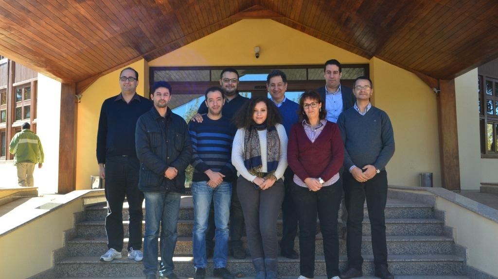 JA Executive MBA class at Al Akhawayn University in Ifrane