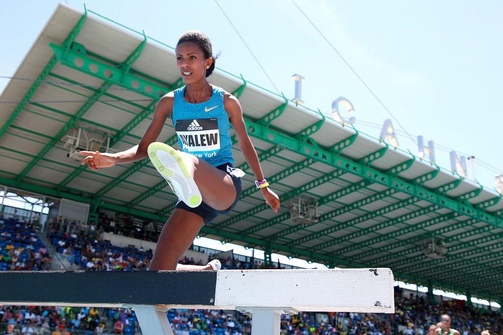 2015 Adidas Grand prix in New York, NY. Photo: IAAF.