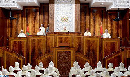king speech legislature opening