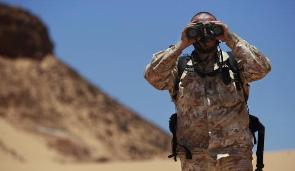 MINURSO Monitors Ceasefire in Western Sahara. Photo: UN