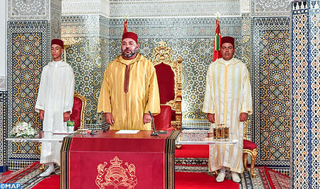 King Mohammed VI Speech