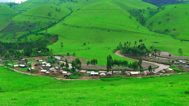The Road, the River and the Village - North Kivu, DRC