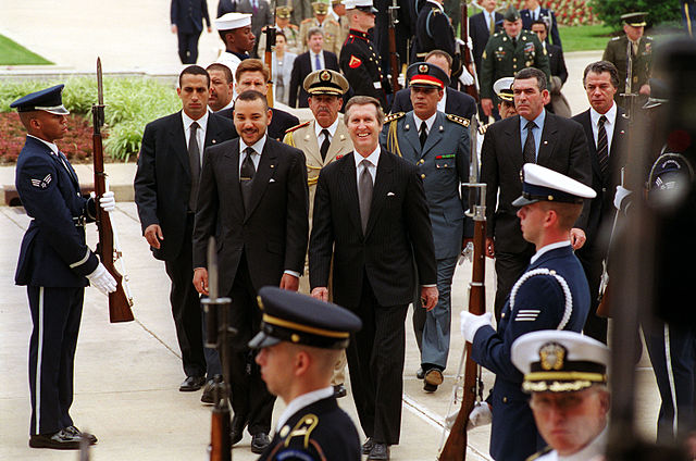 King Mohammed's 20th Anniversary: The Glass is Half Full – Ambassador Edward M. Gabriel (ret.)